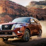2021 Nissan Armada: SUV 8ที่นั่งที่ดีที่สุดสำหรับปี 2564