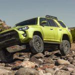 2022 Toyota 4Runner เพิ่มโมเดลใหม่ อัพเกรดความปลอดภัยเล็กน้อย