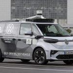VW จะปรับใช้ ID.Buzz อัตโนมัติที่ขับเคลื่อนโดย Argo AI