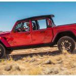 2021 Jeep Gladiator มีตัวเลือกครึ่งประตู