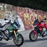 Moto Guzzi ฉลองวันเกิดครบรอบ 100 ปีด้วยโมเดลใหม่ทั้งหมด